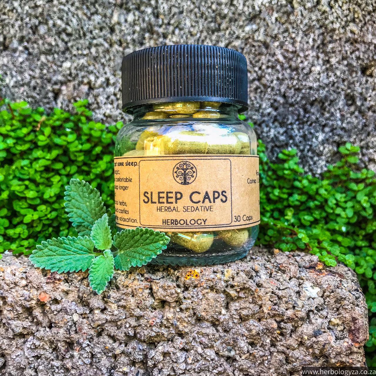 Herbology SLEEP CAPS
