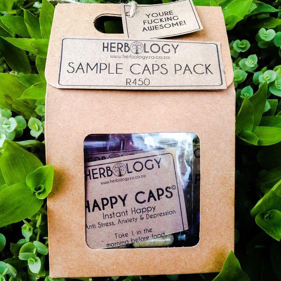 Herbology Sample Caps