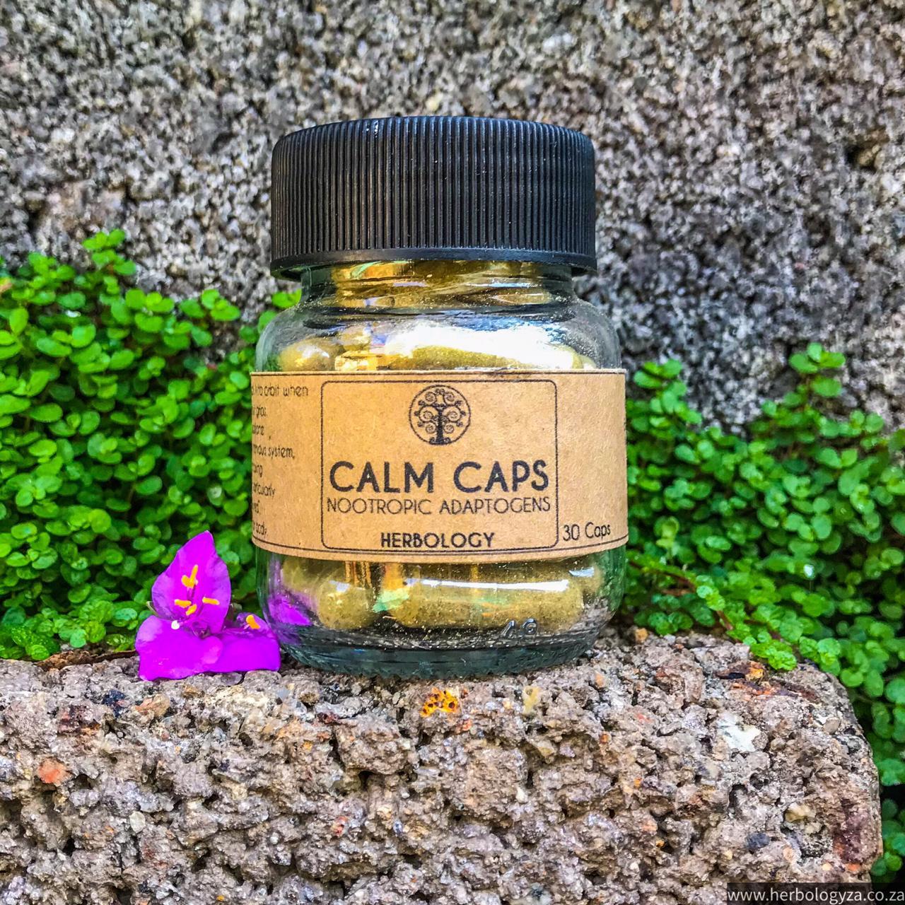 Herbology CALM Caps
