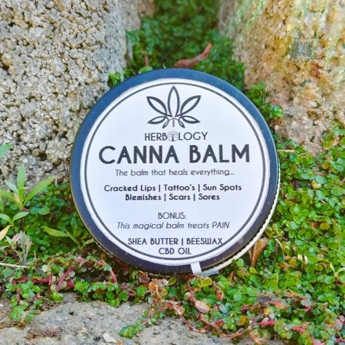 Herbology's Signature Canna Balm