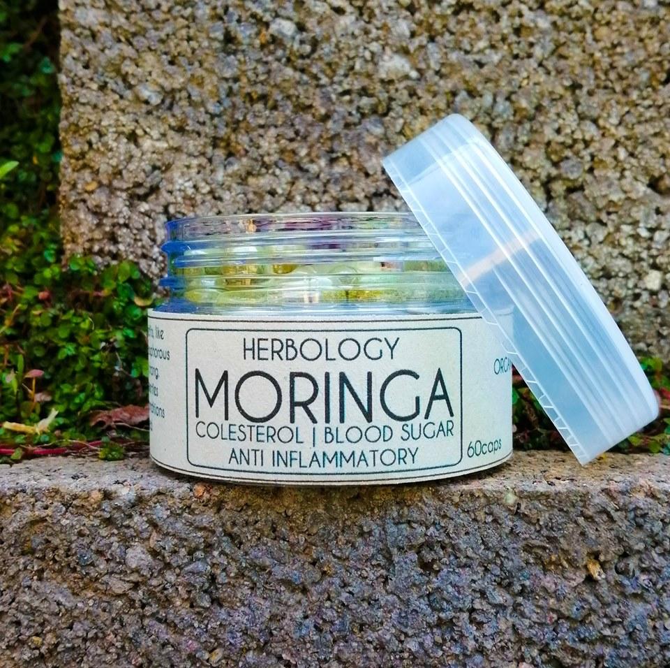 HERBOLOGY Moringa Caps
