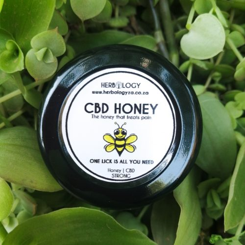 Herbology CBD Honey Pot