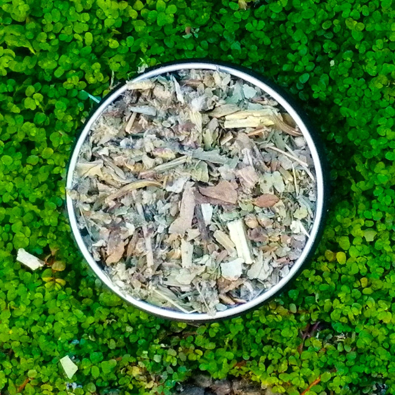 Herbology's Tobacco Replacement #1 is a day time smoke. It will kill the cravings, diminish agitation and irritability and soothe your nerves.